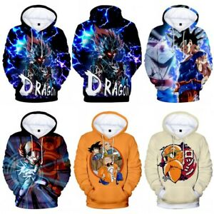 Dragonball-Z-GoKu-3D-Print-Hoodies-Sweatshirt-Unisex-Casual-Pullover-Jumper-Tops