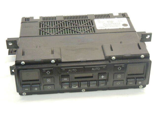 Audi A8 D2 Climate Control Unit PF #17 4D0820043C