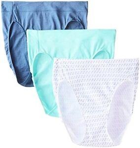 Hanes-Womens-Panties-3-Pack-Constant-Comfort-X-Temp-Hi-Cut-Panty