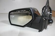 Chevy Silverado Suburban Tahoe Factory OEM Black Textured Mirror Covers 2014-15
