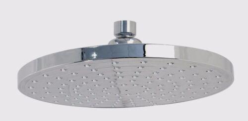 Regendusche Regen-Brause Duschkopf Brausekopf italienische Markenware Kopfbrause