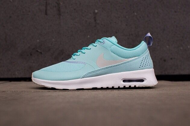 official photos eda49 c2e3f Nike Air Max Thea Women s Running Shoes Glacier Ice MINT 599409402 Size 11  US for sale online   eBay