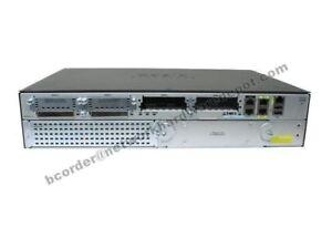 Cisco-2911-V-K9-Voice-UC-License-CISCO2911-V-K9-3-Port-Router-no-faceplate