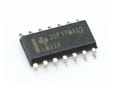 10PCS LM224DR SOP-14 LM224D LM224 SMD-14 operationl amplifier