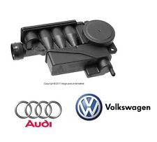 VW Audi Q7 07-10 Touareg 4.2L V8 DOHC Engine Motor Oil Separator Genuine NEW