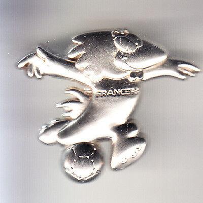 FOOT Soccer pin/'s football 98 arthus bertrand sur plaque