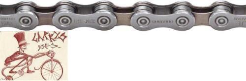 SHIMANO DEORE HG54 10 Vitesse Argent Vélo De Montagne Vélo Bicyclette Chaîne-No retail package