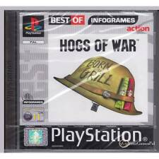 PLAYSTATION 1 HOGS OF WAR PAL PS1 BRAND NEW FACTORY SEALED ALL PERFECT PSX [BN]