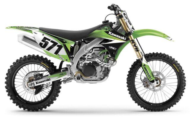 Factory Effex - 15-01126 - EVO9 Bike Graphics