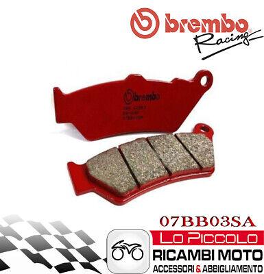Brembo SP Sintered Rear Brake Pads BMW R1200 GS   2007