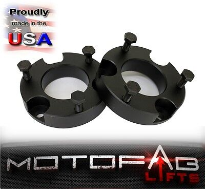 "2"" Front Lift Leveling Kit for 05-18 Toyota Tacoma FJ Cruiser Billet MADE IN USA"