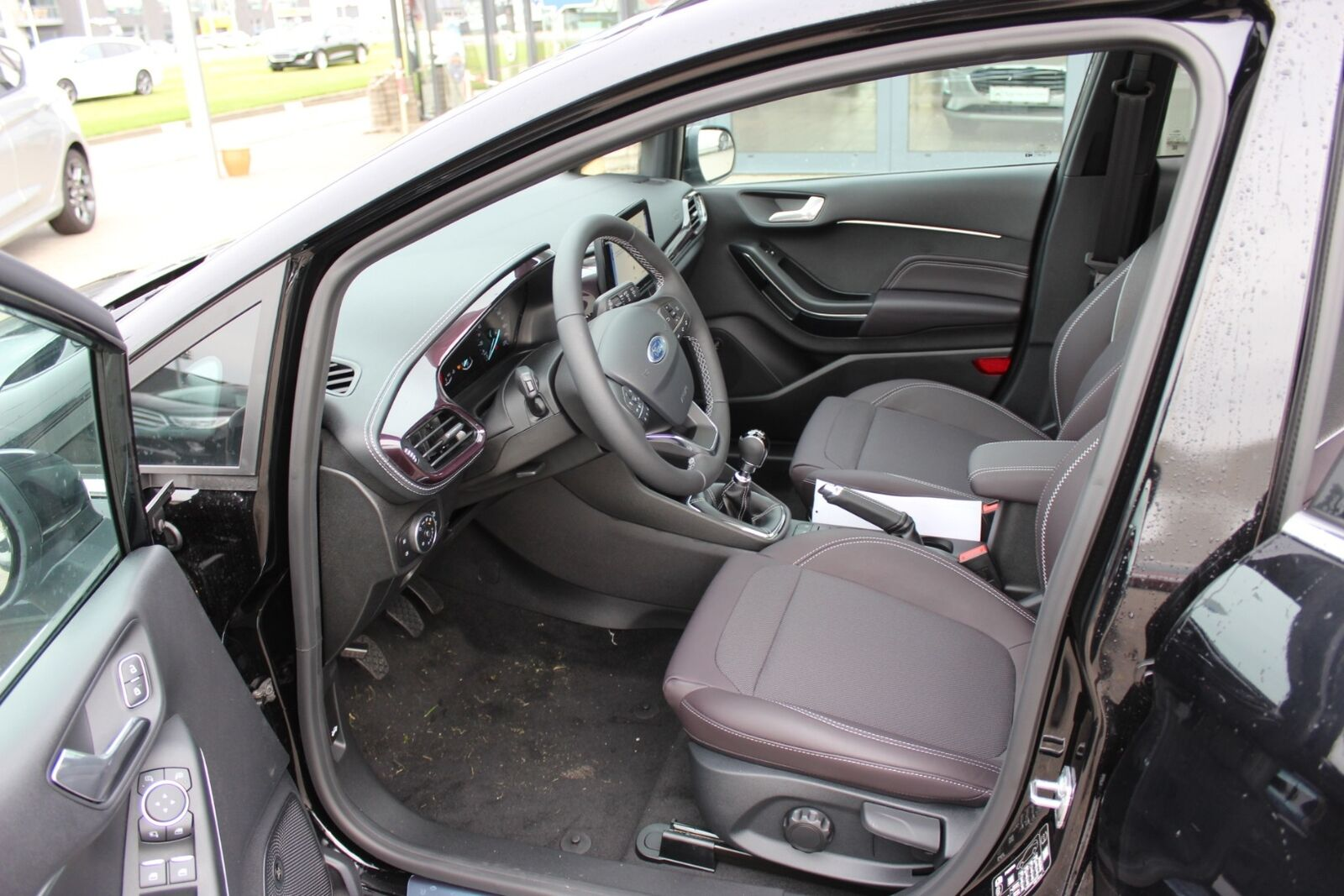 Ford Fiesta 1,0 SCTi 140 Vignale - billede 8
