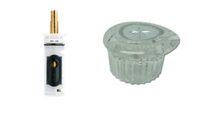 Moen Style Posi Temp Rebuild Kit Includes Moen 1222 Style Cartridge Handle Ebay