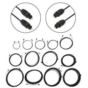 Digital-Optical-Audio-Cable-For-Toslink-SPDIF-DVD-CD-0-5m-1m-8m-5m-10m-25m-30m