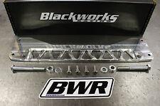 Blackworks BWR Rear Subframe Brace 02-05 Honda Civic Si EP3 POLISHED