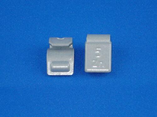 50 x 5g Universal Zink Auswuchtgewichte Stahlfelgen Schlaggewichte 0589205550