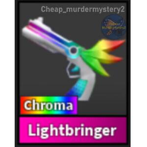 Murder Mystery 2 MM2 Chroma Lightbringer Roblox *FAST DELIVERY* Read Description