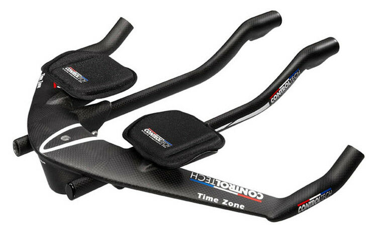 Control Tech Carbon Time Zone Integrated Aero Bar