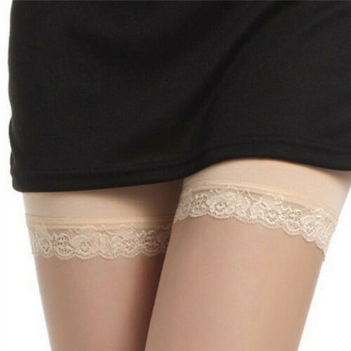 Womens Safety Shorts Soft Lace Seamless Breathable Leggings Pants Shorts  WC