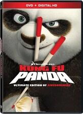Kung Fu Panda Ultimate Edition of Awesomeness DVD NEW