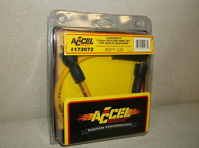 Accel Ignition Wire Set 8.8mm Harley-Davidson 1978-1984 Big Twin