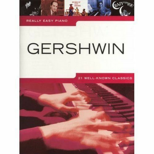 1 of 1 - Really Easy Piano: Gershwin