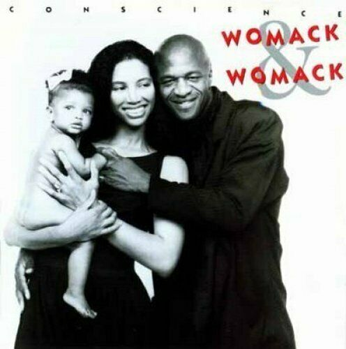Womack & Womack Conscience (1988) [CD]