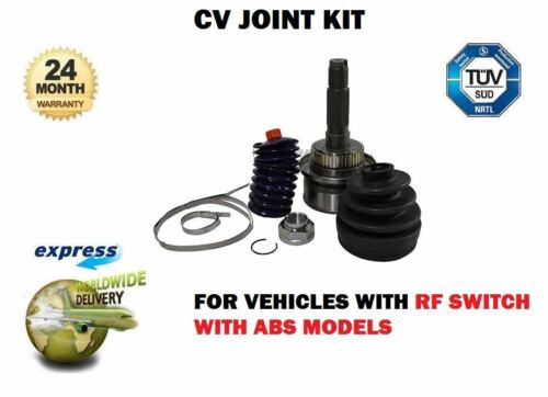 FOR FORD MAZDA MD20-22-510A MD20-22-510 MD2022510A CV CONSTANT VELOCITY JOINT