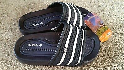 Adda niños diapositivas deslizadores Piscina Sandalias Ojotas Playa Zapatos Entrenadores Zapatillas
