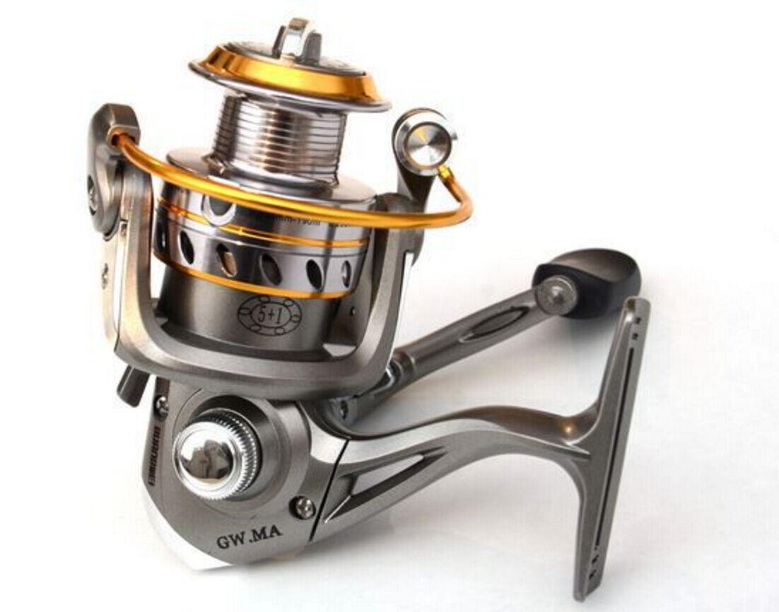 Guangwei MA Series Fishing Spinning Reel 5 BB
