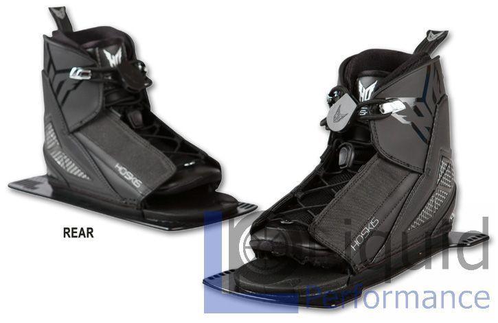 HO Sports xMax Traditional Plate Water Ski Rear Binding
