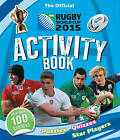 The Official Rugby World Cup 2015 Activity Book by Tasha Percy (Spiral bound, 2015)