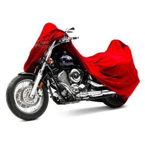 XXL Waterproof Motorcycle Cover F For Suzuki Boulevard Intruder Volusia Marauder