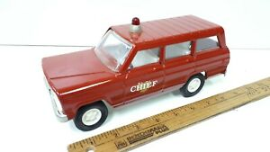 1960-039-s-TONKA-Jeep-Fire-Chief-Station-Wagon-Very-Good-Original-Condition