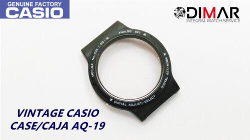 VINTAGE CASE//CAJA  CASIO AQ-19 NOS