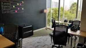 Oficinas amuebladas con servicios en Terret Cervantes