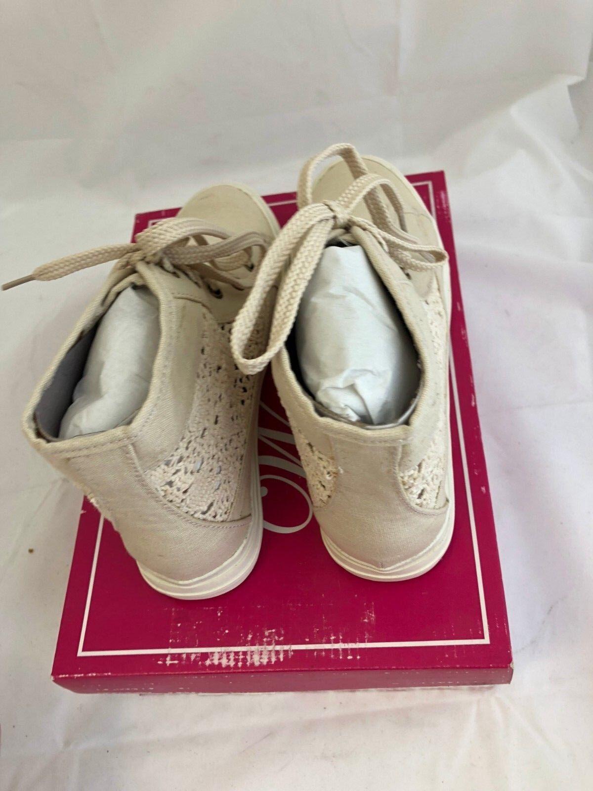 20ce1e0a ... Quería Zapatos tenis de moda para mujer mujer mujer Lincoln natural 7 M  US 219ad3 ...
