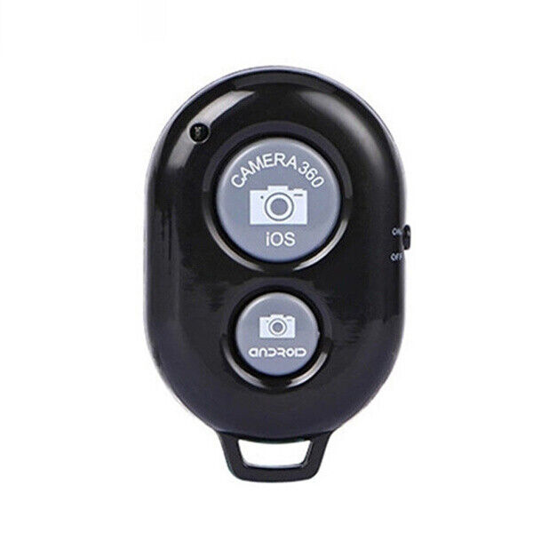 Bluetooth Remote Control Shutter iOS/Android Camera Selfie Button Switch
