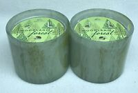 2 Bath & Body Works Woodland Forest 3-wick Scented 14.5 Oz Candle