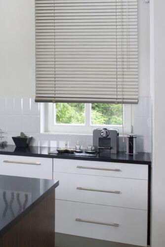 Aluminium Jalousie Alu Jalousette Lamelle Fenster Rollo Silber Plissee Faltrollo