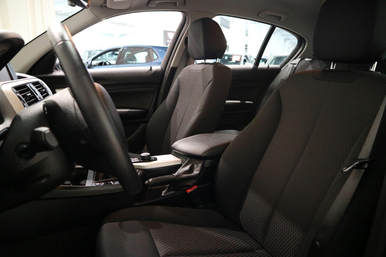 BMW 118d 2,0  - billede 4