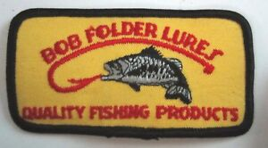 LURES BERKLEY SPEED CASTER FISHING PATCH RARE BOATS VINTAGE