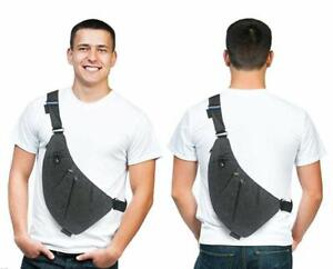 New-Waterproof-Personal-Shoulder-Pocket-Bag-Business-Personal-Anti-theft-Package