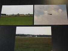 Photo Saab 35 Draken Swedish AF #10 56 Open Dag KLu Vlb Gilze-Rijen 1997 3x