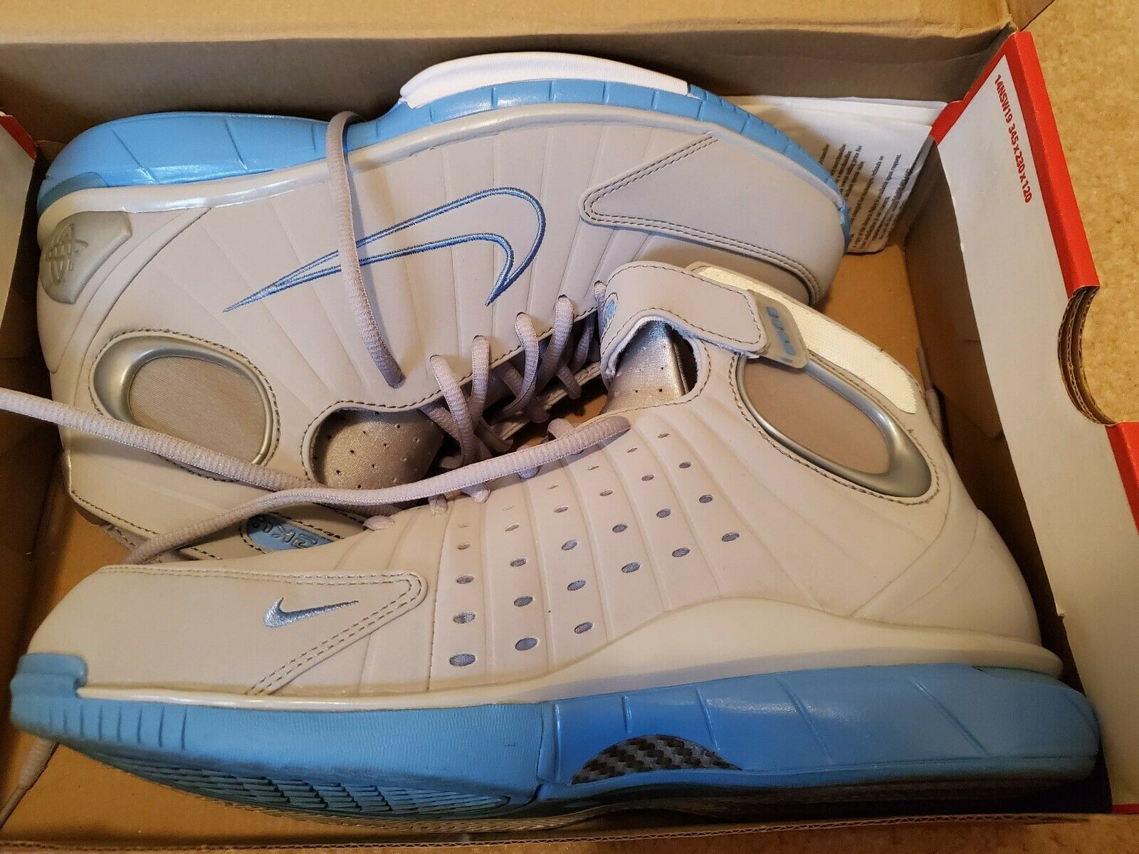 Nike Air Zoom Huarache 2K4, MPLS, Kobe, Size 10, Great Condition