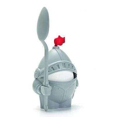 Arthur Knight and Armour Boiled Egg Cup Holder with Spoon by Peleg