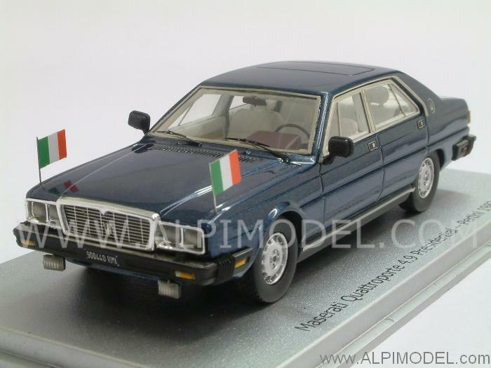 Maserati Quattroporte 4.9 Presidential 1983 Presidente Sand 1 43 KESS KE43014011