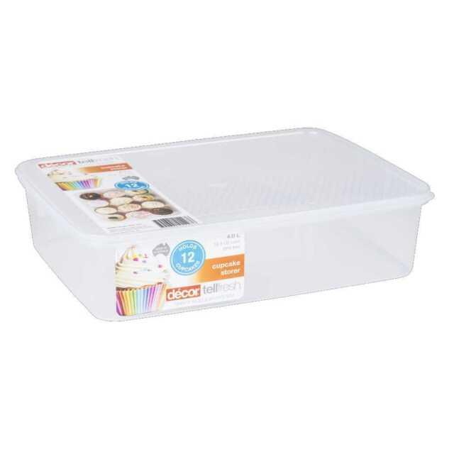 NEW Decor Tellfresh Cupcake Storer 4 L By Spotlight