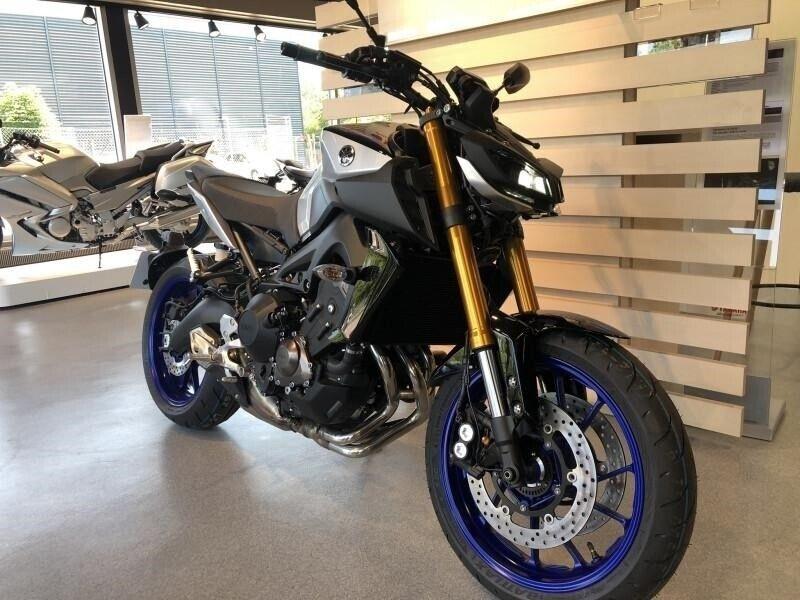 Yamaha, MT-09 SP, ccm 847