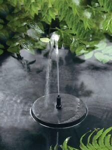 Smart-Solar-Sunjet-150-Pump-Kit-Solar-Powered-Fountain-Water-Feature-Brand-New